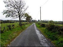 H5672 : Tullyneil Road, Mullaghslin Glebe by Kenneth  Allen