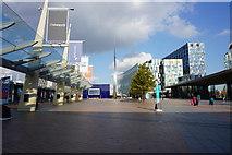 TQ3979 : Peninsula Square by Bill Boaden