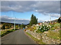 NS8814 : Gardens and cottages, Leadhills by Alan O'Dowd