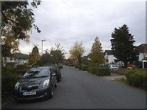 TQ3868 : Hayes Way, Park Langley by David Howard