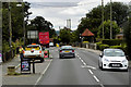 TL8570 : Southbound on The Street (A134) at Ingham by David Dixon