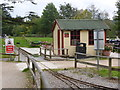 SJ8640 : Trentham Gardens - miniature railway by Chris Allen