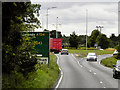 TL8568 : A134 near to Fornham St Genevieve by David Dixon