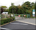SO8303 : Entrance to Stroud Enterprise Centre by Jaggery