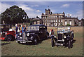 SK4038 : Classic cars - Locko Park by Stephen McKay