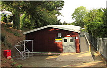 SW7834 : Cornwall ACF Centre, Penryn by Jaggery