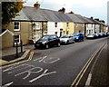 SW7834 : On-street parking, Helston Road, Penryn by Jaggery