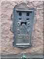 NY9864 : Ordnance Survey Flush Bracket (2360) by Adrian Dust