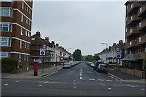 TQ2704 : Braemore Rd by N Chadwick