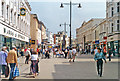 SO9422 : Cheltenham, 1994: High Street by Ben Brooksbank