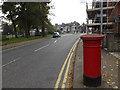 TM0024 : Wimpole Road Victorian Postbox by Adrian Cable