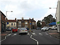 TM0025 : Brook Street, Colchester by Geographer