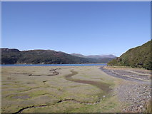 SH6214 : Afon Mawddach estuary by I Love Colour