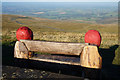 NY6441 : Looking west from Hartside Top Cafe by Ian S