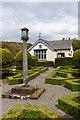 SD3791 : Dutch Garden, Graythwaite Hall by Ian Capper