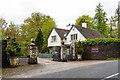 SD3791 : East Lodge, Graythwaite Hall by Ian Capper