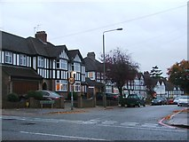TQ4265 : Beverley Road, Bromley by Chris Whippet