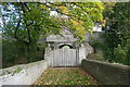 SK5992 : The gatehouse to Tickhill Castle by Graham Hogg
