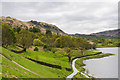 NY3505 : Above Rydal Water by Ian Capper