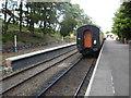 SO9525 : Cheltenham Racecourse Station by David Hillas