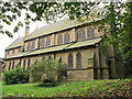 SE2432 : St Makarios church, Farnley - north side by Stephen Craven