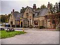 SD5407 : Gathurst Station Inn by David Dixon