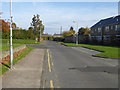 NZ2681 : Spring Park, Bedlington by Oliver Dixon