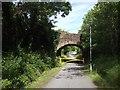 NH7044 : Caulfield Road North by Richard Webb