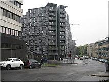 NT2572 : Chalmers Street, Edinburgh by M J Richardson