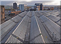 NS5865 : Roof, Glasgow Central Station by wfmillar