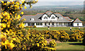 SS8876 : Southerndown Golf Club by Alan Hughes