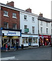 SJ2207 : Janeva, Welshpool  by Jaggery