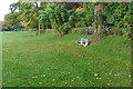 SU8771 : Warfield memorial ground by Alan Hunt