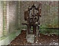 TQ7819 : Pumping machinery (disused) by Patrick Roper