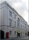 TQ2879 : Halkin Arcade, Motcomb Street by Stephen Richards