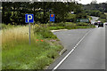 TF8609 : Layby on the A47 near to Sporle by David Dixon