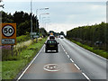 TF8810 : Westbound A47, Necton by David Dixon
