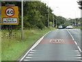 TF8911 : Eastbound A47, Little Fransham by David Dixon