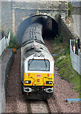 NT4836 : A special on the Borders Railway returning to Edinburgh by Walter Baxter