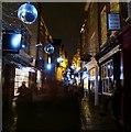 SE6051 : Disco balls above the Shambles by DS Pugh