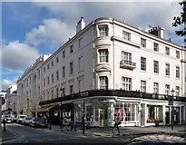 TQ2879 : 12-14 Lowndes Street by Stephen Richards