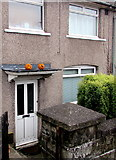 ST3090 : The morning after Halloween, Malpas Road, Newport by Jaggery