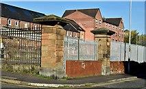 J3374 : Former Belfast Corporation yard, Belfast (November 2015) by Albert Bridge