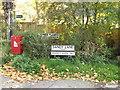 TM3764 : Sandy Lane sign by Geographer
