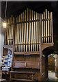 SK7883 : Organ, Ss Peter & Paul church, Sturton le Steeple by Julian P Guffogg