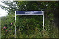 TQ6527 : Stonegate Station sign by N Chadwick