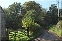 SY4193 : Carter's Lane by Derek Harper