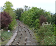 SP1955 : End of the railway line by Mat Fascione