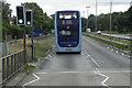 TG1905 : Konnectbus on the A11 towards Norwich by David Dixon