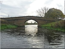 SE5726 : Tankard's Stone Bridge, from the north by Christine Johnstone